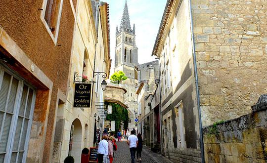 cité médiévale de Saint Emilion